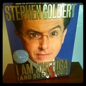 Stephen Colbert I Am America (And So Can You!)